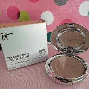 IT Cosmetics Celebration Foundation SPF50+UVA/UVB
